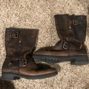 Steve Madden Genuine leather boots